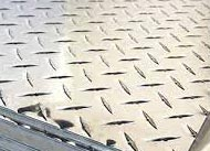 304 304L 8MM Thick Stainless Steel Checkered Plate/Sheet
