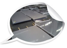 304 Polished Stainless Steel Plates And Sheets