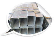 304 seamless welded square stainless steel pipe