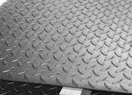304 stainless steel checkered plate/crocodile mouth checkered plate