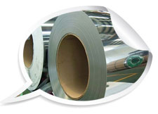 310 cold rolled NO4 finish annealed Stainless steel coil