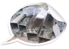 316 Electrical Resistance Weld Stainless Steel Square Pipe/Tube