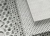 316 stainless steel ornamental perforated metal mesh sheets