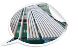 AISI 304 Stainless Stel ERW Pipe