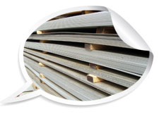 ASTM A582 AISI 416 hot rolled thickness 10mm Stainless Steel Plate
