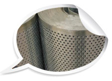 galvanized stainless steel 316 perforated sheet