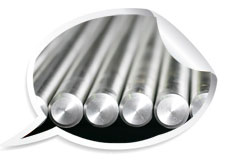 High hardened steel 440c stainless steel round rod