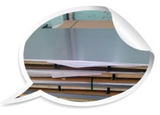 stainless steel sheets 2B BA finish 316
