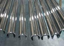 316 Stainless Steel  Slot Round Tube