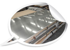 2B surface finished AISI 321 stainless steel sheet