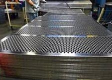 304 round hole perforated metal mesh stainless steel sheet