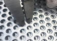 Perforated metal mesh 304 Stainless steel round punch sheet