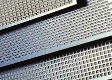 304 Stainless Steel Perforated Sheets with square and round holes