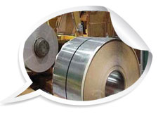 410 galvanized Stainless Steel Coil NO.4 Cold Rolled