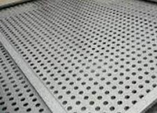 5mm thick stainless steel perforated sheet 304