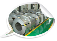 AISI 202 Stainless Steel Coil with PVC coated