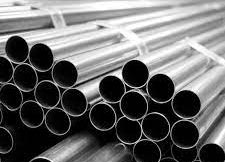 ASTM 202 ERW welded polished stainless steel pipe