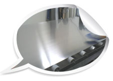 cold rolled mirror finish Prime 202 stainless steel plates