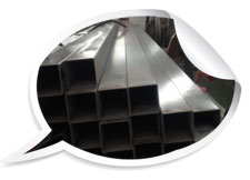 Hot Rolled Seamless and Welded Type galvanized square pipe 316