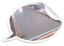 Mirror Finish Stainless Steel Plate 202