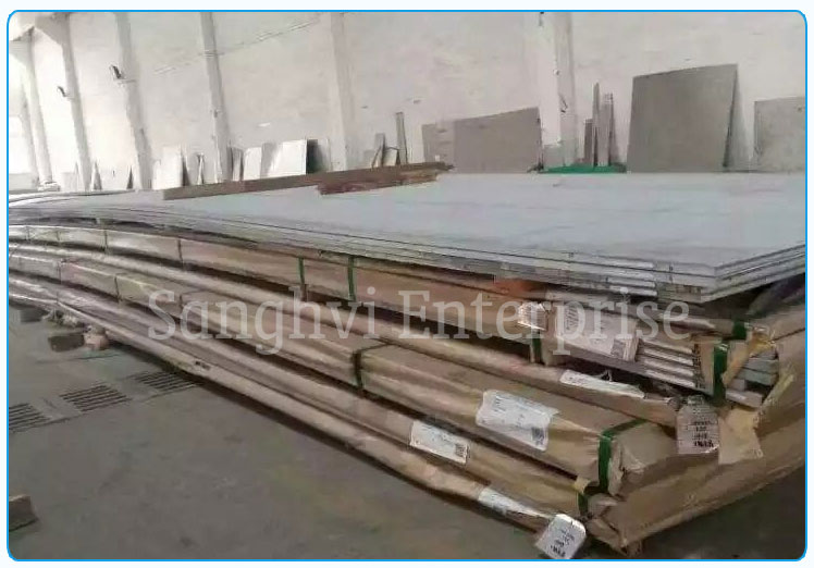 Manufacturers Of ASTM A240 304 Stainless Steel Plate| SS 304