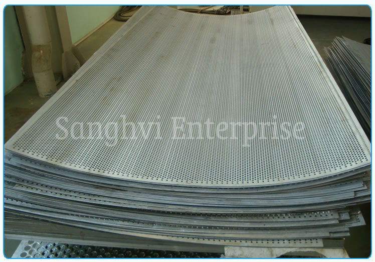 Stainless steel 316 Perforated Sheet, SS 316L Perforated