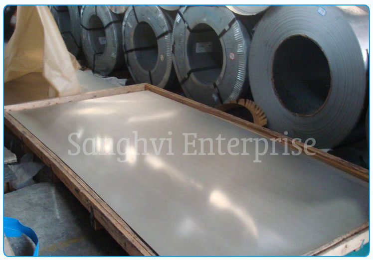 AISI 410 Sheet & ASTM A240 Stainless Steel 410 Sheet Mumbai, India