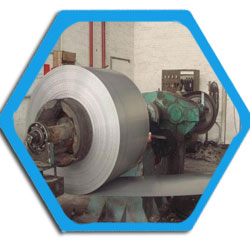 Stainless Steel Coil At Our Warehouse