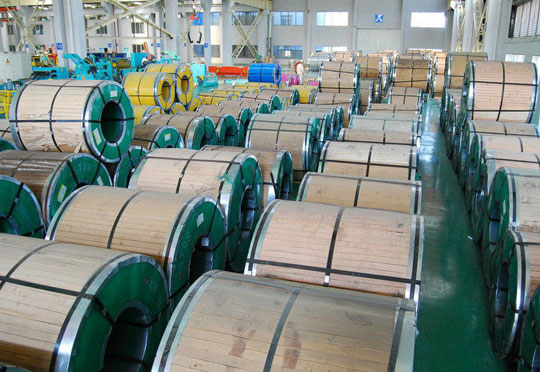 Stainless Steel Coil In Malaysia