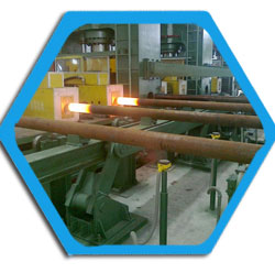 Stainless Steel Pipe Forging At Our Warehouse