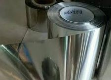 321 Stainless Steel Shim Sheet