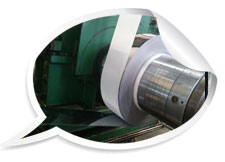 thin 410 cold rolled mill finish stainless steel coil